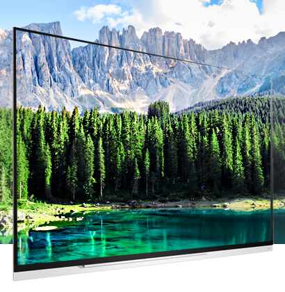 Descoperă gama de televizoare LG