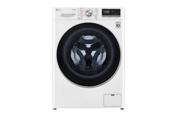Masina de spalat rufe LG F4WN609S1, 9 Kg, 1400RPM, clasa A+++ 0