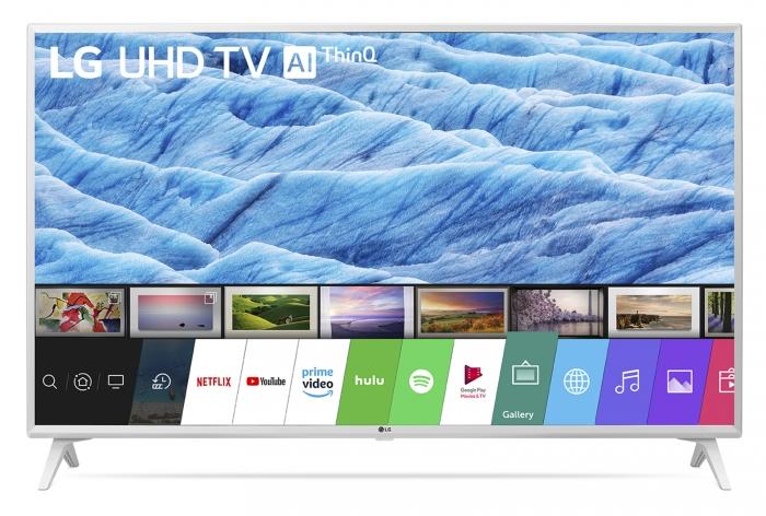 Televizor LED Smart LG, 108 cm, 43UM7390PLC, 4K Ultra HD 0