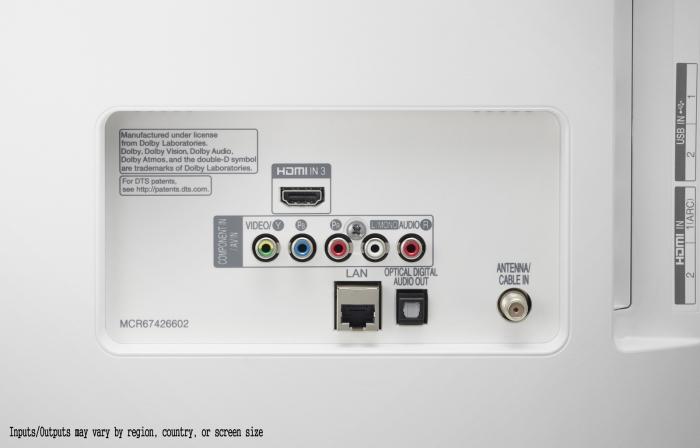 Televizor LED Smart LG, 80 cm, 32LK6200PLA 8