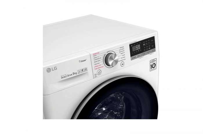Masina de spalat rufe LG F4WN609S1, 9 Kg, 1400RPM, clasa A+++ 6