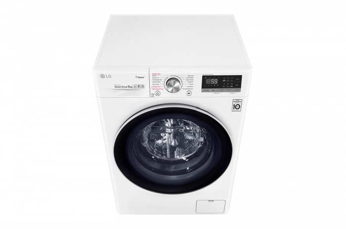 Masina de spalat rufe LG F4WN609S1, 9 Kg, 1400RPM, clasa A+++ 7