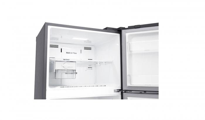 Frigider cu 2 usi LG GTB574PZHZD, 438 l, Clasa A++, No Frost, H 178 cm 12
