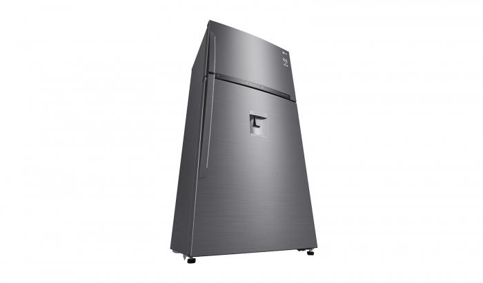 Frigider 2 usi LG GTF916PZPZD, 592 l, Clasa A++, H 184 cm 8