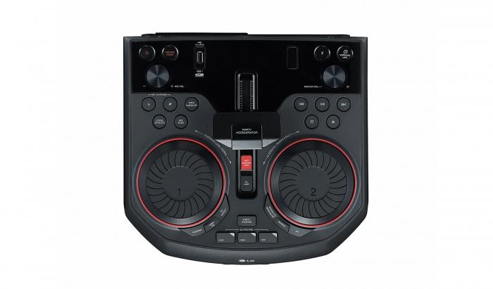 Sistem Audio LG XBOOM OK55, 500 W 6