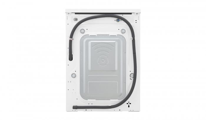 Masina de spalat rufe cu uscator LG F2J6HM0W, 1200 RPM, 7/4, Slim 11