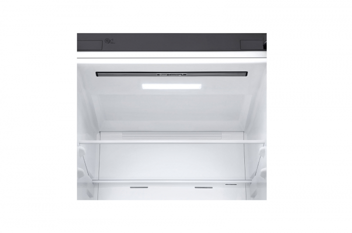 Combina frigorifica LG GBB61PZHZN, A++, 341 L, Total No Frost, Compresor Linear Inverter 5