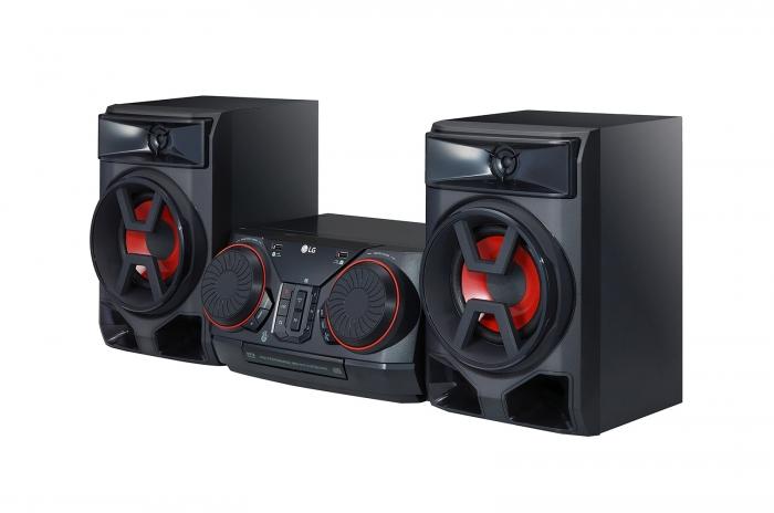 Minisitem audio LG CK43, 300W 1