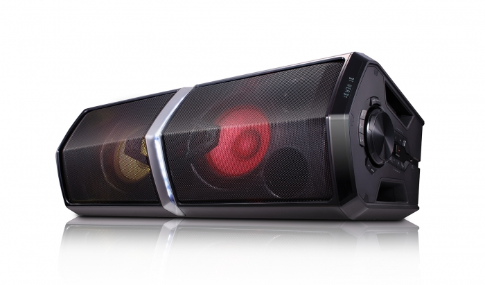Sistem audio LG FH6, 600W 4