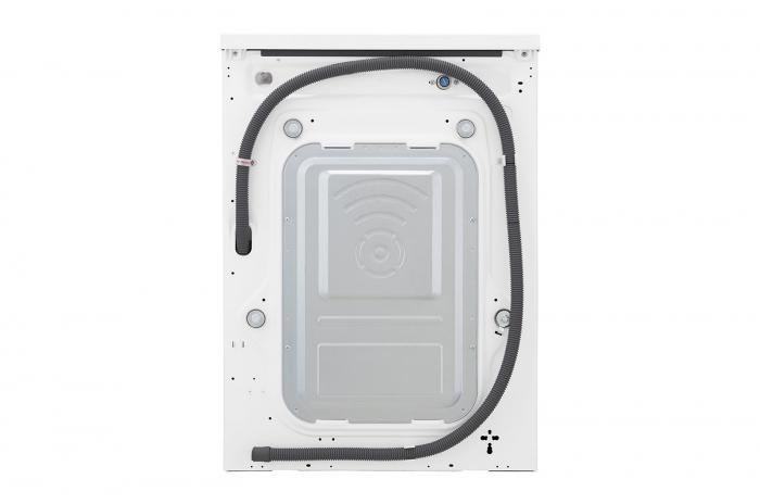 Mașină de spălat LG F4J5VN4W, 9Kg, 6 Motion DD, 10 ani garanție, Clasa A+++, NFC Smart ThinQ 9