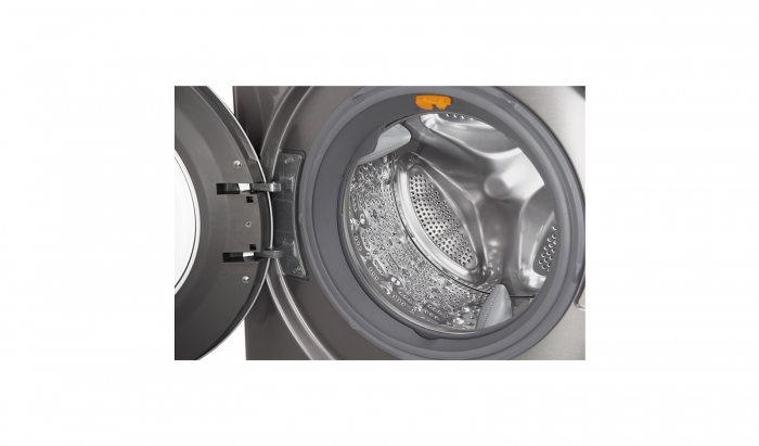 Masina de spalat rufe LG F4J7VY2S, 9 kg, Clasa A+++, Argintiu 7