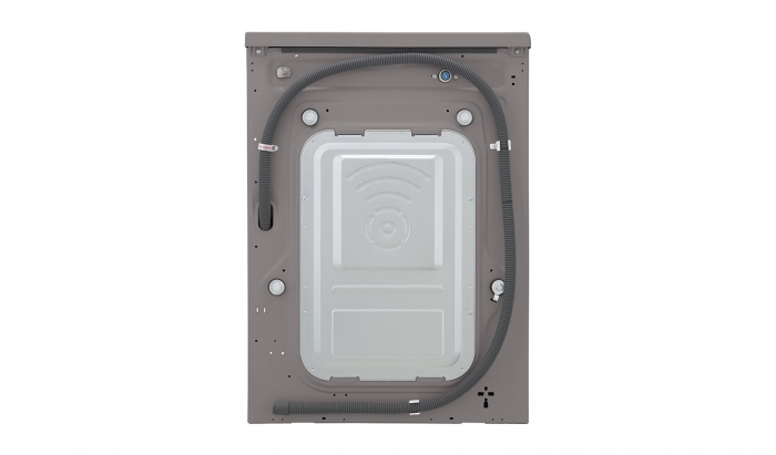Masina de spalat rufe LG F4J7VY2S, 9 kg, Clasa A+++, Argintiu 9