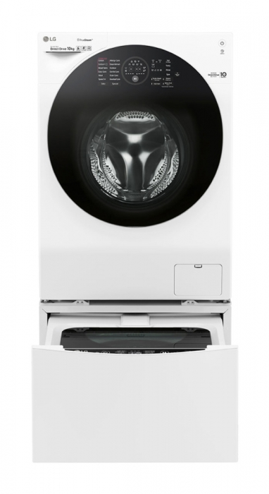 Masina de spalat rufe LG FH4WM12TWIN 0