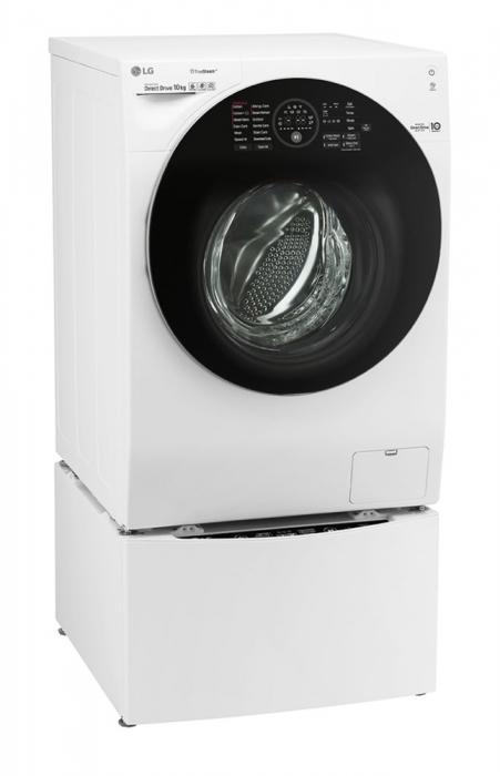 Masina de spalat rufe LG FH4WM12TWIN 2