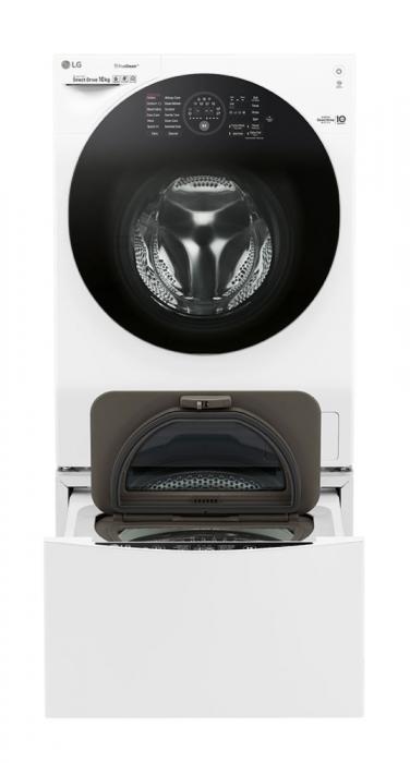Masina de spalat rufe LG FH4WM12TWIN 1
