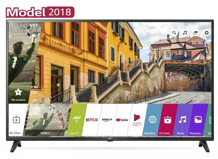 Televizor LED LG 190 cm, 75UK6200PLB 0