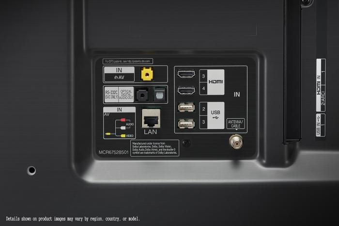 Televizor LED Smart LG, 164 cm, 65SM8200PLA, 4K Ultra HD 8