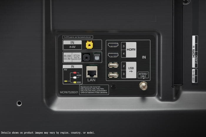 Televizor LED Smart LG, 164 cm, 65SM8600PLA, 4K Ultra HD 8
