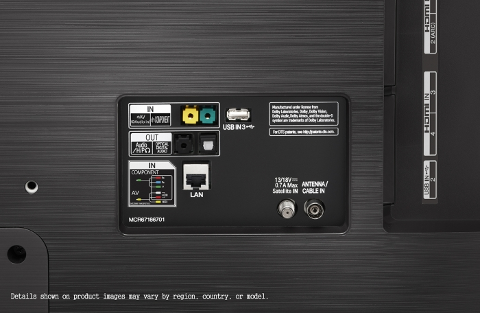 Televizor LED Smart LG, 123 cm, 49SM9000PLA, 4K Ultra HD 8