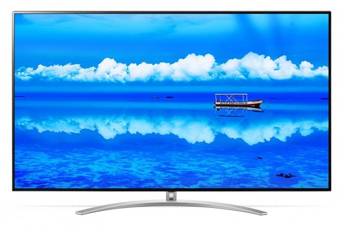 Televizor LED Smart LG, 164 cm, 65SM9800PLA, 4K Ultra HD 0