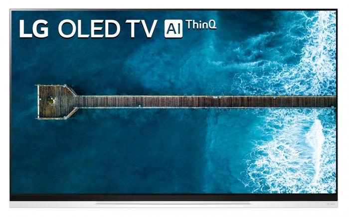 Televizor OLED Smart LG, 139 cm, OLED55E9PLA 0