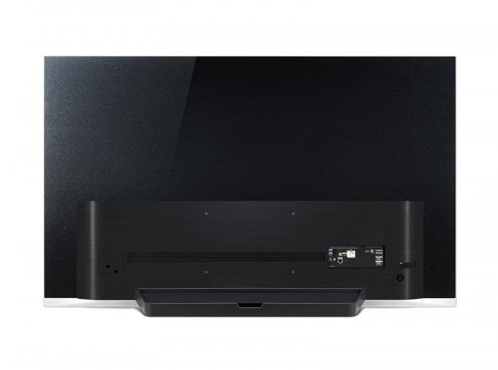 Televizor OLED Smart LG, 139 cm, OLED55E9PLA 4