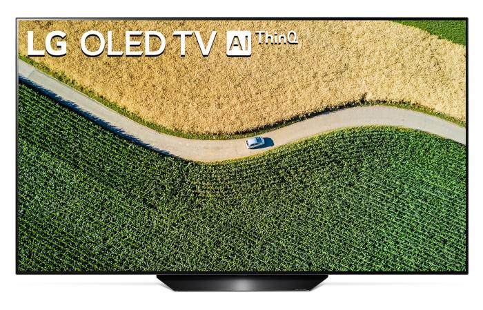 Televizor OLED Smart LG, 165 cm, OLED65B9PLA 0