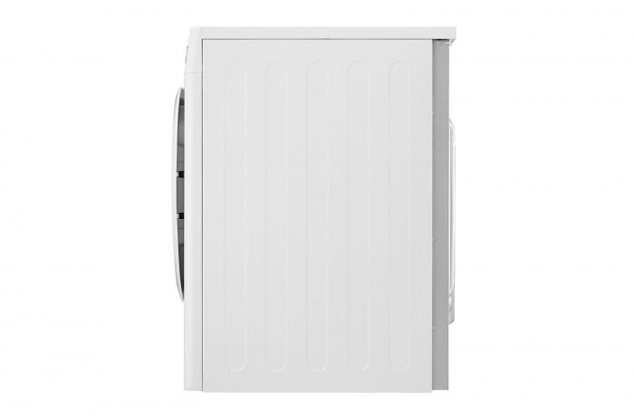 Uscător LG RC80U2AV4Q, Pompă de căldură Dual Inverter, 8kg, Clasa A+++, EcoHybrid, Wifi [8]
