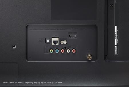 Televizor LED Smart LG, 139 cm, 55UM7450PLA, 4K Ultra HD8