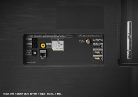 Televizor OLED Smart LG, 164 cm, OLED65C9PLA9
