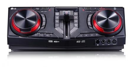 Sistem audio LG CJ87, 2350W [1]