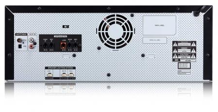 Sistem audio LG CJ87, 2350W [5]