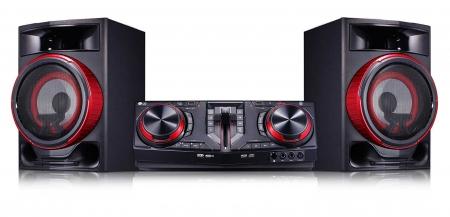Sistem audio LG CJ87, 2350W [2]