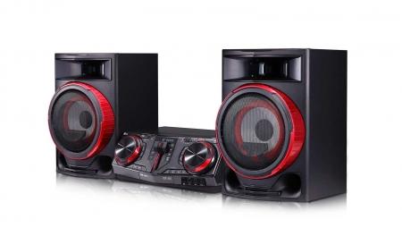 Sistem audio LG CJ87, 2350W [3]