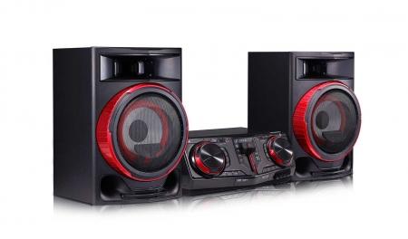 Sistem audio LG CJ87, 2350W [4]
