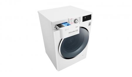 Masina de spalat rufe LG F4J6EY2W, 8.5 kg, 1400 RPM, Clasa A+++4
