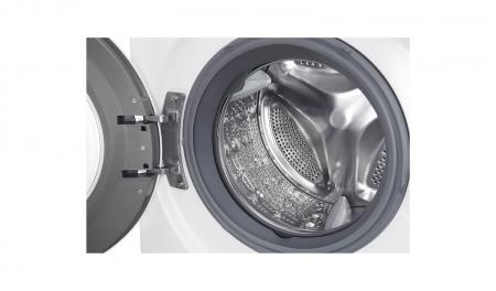 Masina de spalat rufe LG F4J6EY2W, 8.5 kg, 1400 RPM, Clasa A+++9