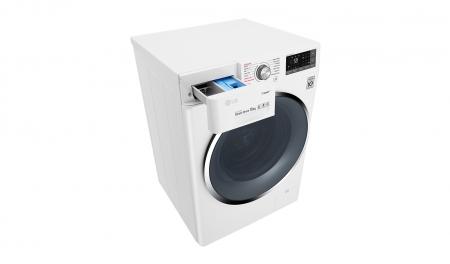 Masina de spalat rufe LG F4J7JY2W, 10 kg, 1400 RPM, Clasa A+++9