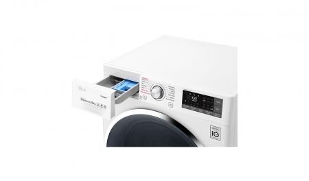 Masina de spalat rufe LG F4J7JY2W, 10 kg, 1400 RPM, Clasa A+++10
