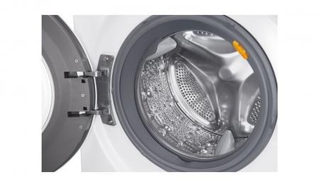 Masina de spalat rufe cu uscator LG F4J7TH1W4