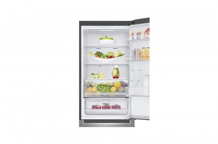 Combina frigorifica LG GBB61PZHZN, A++, 341 L, Total No Frost, Compresor Linear Inverter6