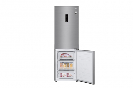 Combina frigorifica LG GBB61PZHZN, A++, 341 L, Total No Frost, Compresor Linear Inverter8