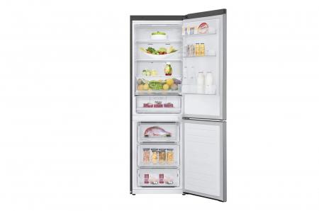 Combina frigorifica LG GBB61PZHZN, A++, 341 L, Total No Frost, Compresor Linear Inverter2