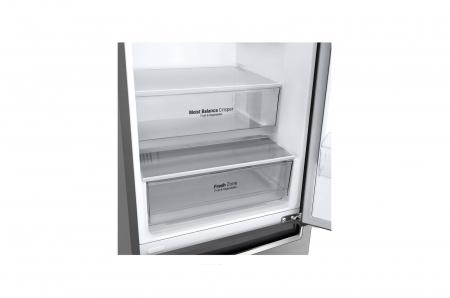 Combina frigorifica LG GBB61PZHZN, A++, 341 L, Total No Frost, Compresor Linear Inverter4