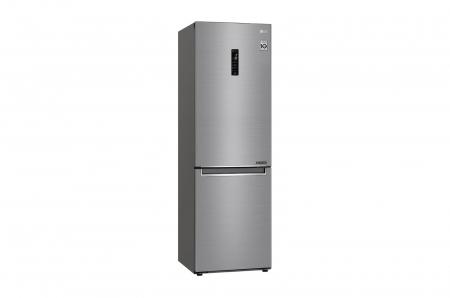 Combina frigorifica LG GBB61PZHZN, A++, 341 L, Total No Frost, Compresor Linear Inverter10