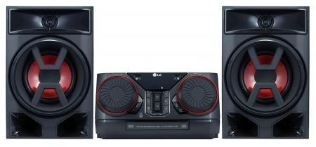 Minisitem audio LG CK43, 300W0