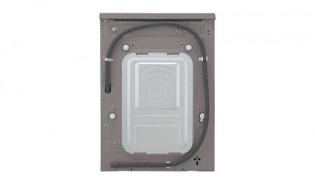 Masina de spalat rufe LG F4J5TN7S, Direct Drive, 8 kg, A+++, Argintiu12