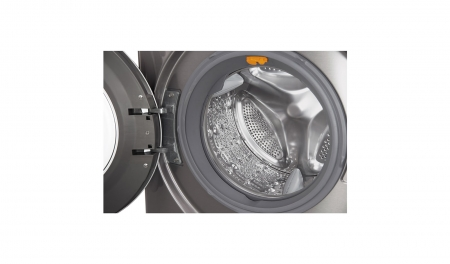 Masina de spalat rufe LG F4J7VY2S, 9 kg, Clasa A+++, Argintiu7