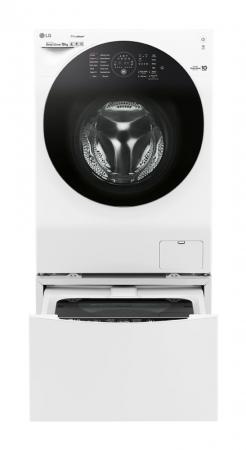Masina de spalat rufe LG FH4WM12TWIN0