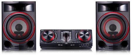 Sistem audio LG CJ87, 2350W [0]